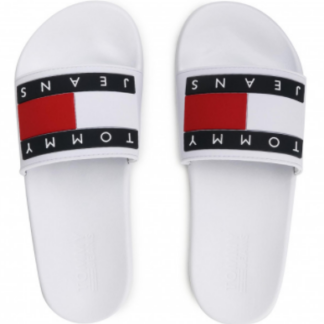 tommy-jeans-flag-pool-slide-blanc-6