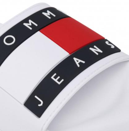 tommy-jeans-flag-pool-slide-blanc-7