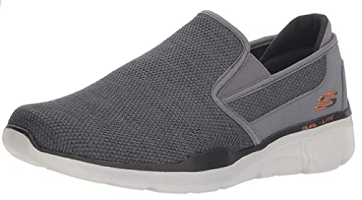 skechers equalizer charcoal 1