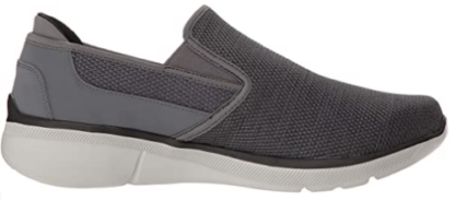 skechers equalizer charcoal 6