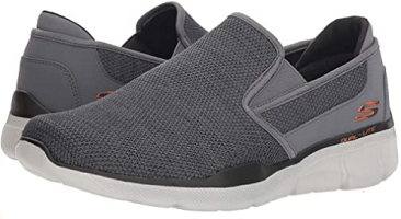 skechers equalizer charcoal 7