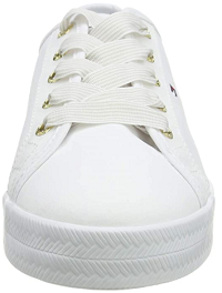 Tommy hilfiger essential nautical sneaker white 2