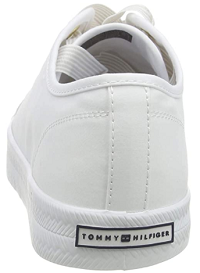 Tommy hilfiger essential nautical sneaker white 3